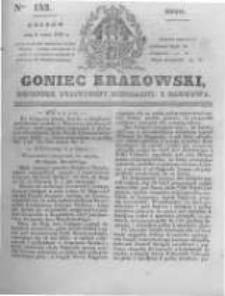 Goniec Krakowski: dziennik polityczny, liberalny i naukowy. 1831.07.06 nr152