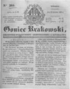 Goniec Krakowski: dziennik polityczny, historyczny i literacki. 1831.08.30 nr204