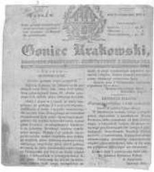 Goniec Krakowski: dziennik polityczny, historyczny i literacki. 1831.10.02 nr236