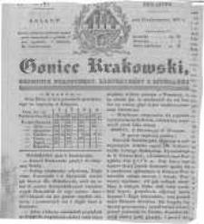 Goniec Krakowski: dziennik polityczny, historyczny i literacki. 1831.10.13 nr247