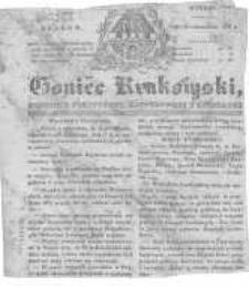 Goniec Krakowski: dziennik polityczny, historyczny i literacki. 1831.10.18 nr252