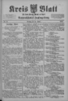 Kreis Blatt für den Kreis Neutomischeler zugleich Hopfenzeitung 1902.10.14 Nr80