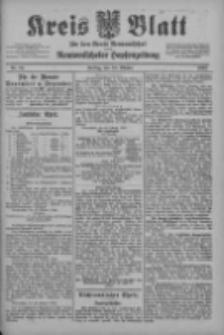 Kreis Blatt für den Kreis Neutomischeler zugleich Hopfenzeitung 1902.10.24 Nr83
