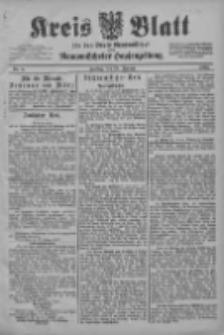 Kreis Blatt für den Kreis Neutomischeler zugleich Hopfenzeitung 1903.01.30 Jg.22 Nr9