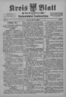 Kreis Blatt für den Kreis Neutomischeler zugleich Hopfenzeitung 1903.02.06 Jg.22 Nr11