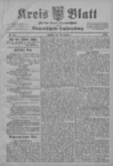Kreis Blatt für den Kreis Neutomischeler zugleich Hopfenzeitung 1903.02.20 Jg.22 Nr15