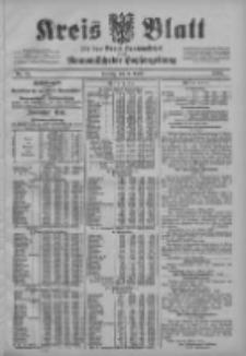 Kreis Blatt für den Kreis Neutomischeler zugleich Hopfenzeitung 1903.04.03 Jg.22 Nr27