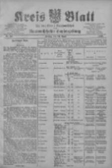 Kreis Blatt für den Kreis Neutomischeler zugleich Hopfenzeitung 1903.04.24 Jg.22 Nr32