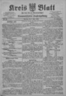 Kreis Blatt für den Kreis Neutomischeler zugleich Hopfenzeitung 1903.07.07 Jg.22 Nr52