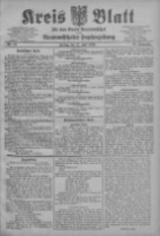 Kreis Blatt für den Kreis Neutomischeler zugleich Hopfenzeitung 1903.07.17 Jg.22 Nr55