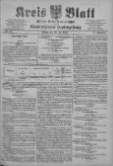 Kreis Blatt für den Kreis Neutomischeler zugleich Hopfenzeitung 1903.07.31 Jg.22 Nr59