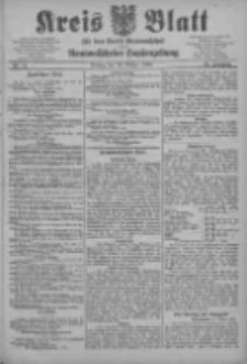 Kreis Blatt für den Kreis Neutomischeler zugleich Hopfenzeitung 1903.10.16 Jg.22 Nr81