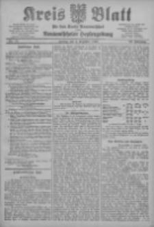 Kreis Blatt für den Kreis Neutomischeler zugleich Hopfenzeitung 1903.12.04 Jg.22 Nr95