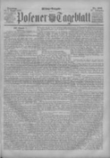 Posener Tageblatt 1898.08.02 Jg.37 Nr356