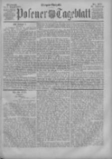 Posener Tageblatt 1898.08.03 Jg.37 Nr357
