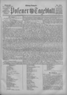 Posener Tageblatt 1898.08.03 Jg.37 Nr358