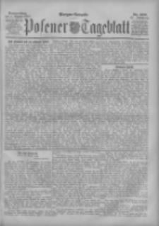 Posener Tageblatt 1898.08.04 Jg.37 Nr359