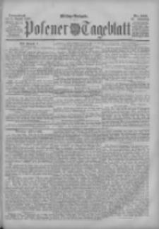 Posener Tageblatt 1898.08.06 Jg.37 Nr364