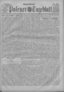 Posener Tageblatt 1898.08.07 Jg.37 Nr365