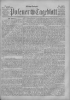 Posener Tageblatt 1898.08.08 Jg.37 Nr366