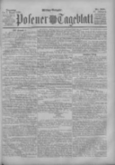 Posener Tageblatt 1898.08.09 Jg.37 Nr368