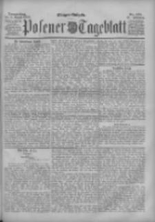 Posener Tageblatt 1898.08.11 Jg.37 Nr371