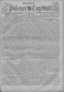 Posener Tageblatt 1898.08.12 Jg.37 Nr373