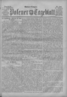 Posener Tageblatt 1898.08.13 Jg.37 Nr375