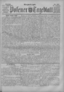 Posener Tageblatt 1898.08.14 Jg.37 Nr377