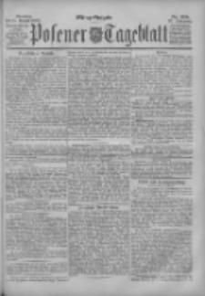 Posener Tageblatt 1898.08.15 Jg.37 Nr378