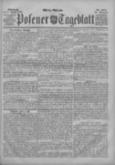 Posener Tageblatt 1898.08.17 Jg.37 Nr382