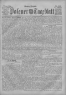 Posener Tageblatt 1898.08.18 Jg.37 Nr383