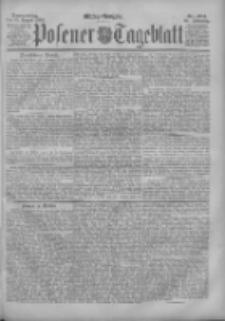 Posener Tageblatt 1898.08.18 Jg.37 Nr384