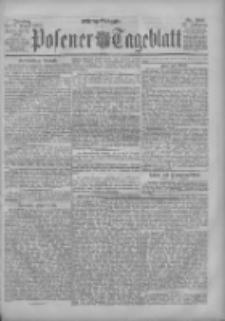 Posener Tageblatt 1898.08.19 Jg.37 Nr386