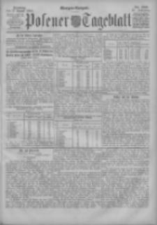 Posener Tageblatt 1898.08.21 Jg.37 Nr389