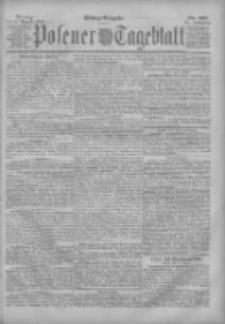 Posener Tageblatt 1898.08.22 Jg.37 Nr390