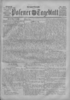 Posener Tageblatt 1898.08.24 Jg.37 Nr393