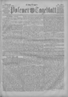 Posener Tageblatt 1898.08.24 Jg.37 Nr394