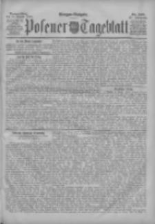 Posener Tageblatt 1898.08.25 Jg.37 Nr395
