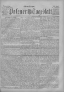 Posener Tageblatt 1898.08.25 Jg.37 Nr396