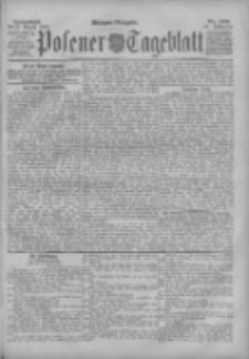 Posener Tageblatt 1898.08.27 Jg.37 Nr399