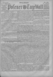 Posener Tageblatt 1898.08.27 Jg.37 Nr400