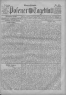 Posener Tageblatt 1898.08.28 Jg.37 Nr401