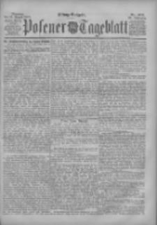 Posener Tageblatt 1898.08.29 Jg.37 Nr402