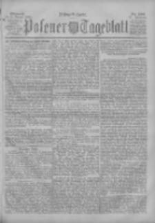 Posener Tageblatt 1898.08.31 Jg.37 Nr406