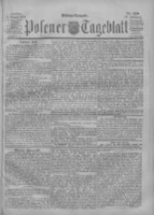 Posener Tageblatt 1901.08.02 Jg.40 Nr358