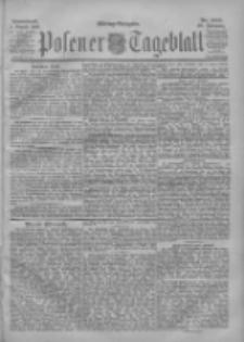 Posener Tageblatt 1901.08.03 Jg.40 Nr360