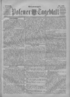 Posener Tageblatt 1901.08.07 Jg.40 Nr365