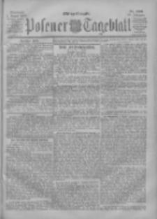 Posener Tageblatt 1901.08.07 Jg.40 Nr366