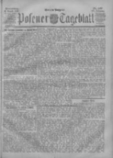 Posener Tageblatt 1901.08.08 Jg.40 Nr367